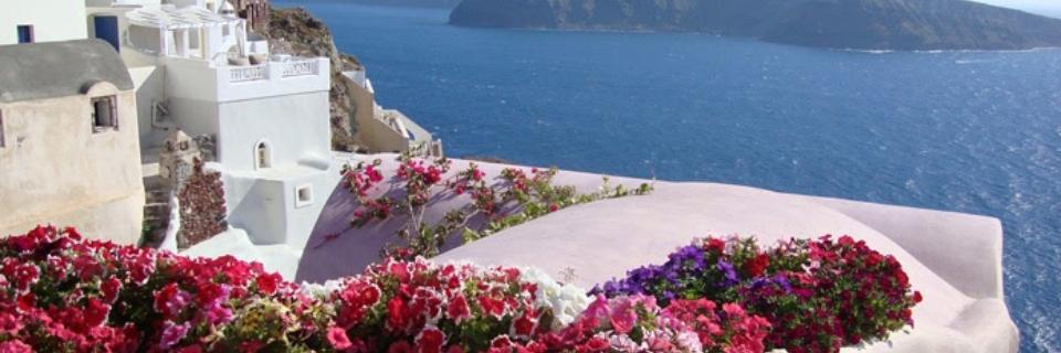 """Imagem ilustrativa para o post """"Uma viagem glamourosa pelas deslumbrantes ilhas gregas"""""""