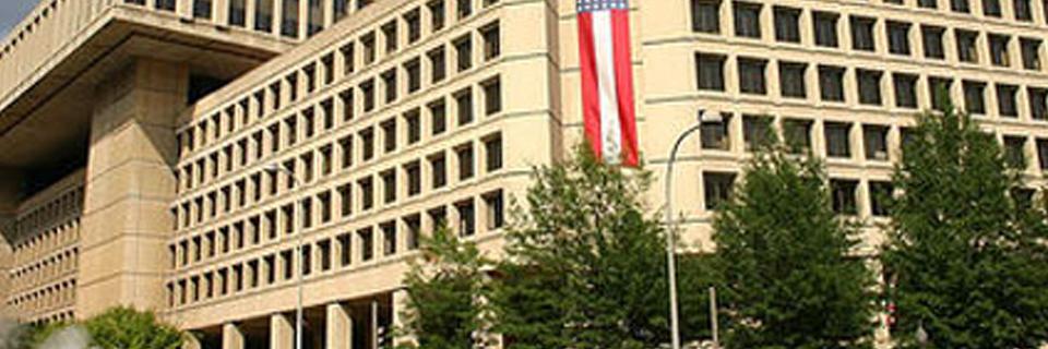 """Imagem ilustrativa para o post """" Museu Newseum (EUA) reabre exposição sobre o FBI"""""""