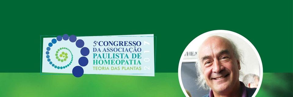 """Imagem ilustrativa para o post """"5º Congresso da Associação Paulista de Homeopatia"""""""
