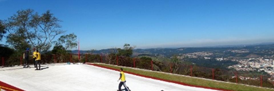 """Imagem ilustrativa para o post """"Esqui, golfe, festa da uva e alcachofra: conheça atrações de São Roque (SP)"""""""