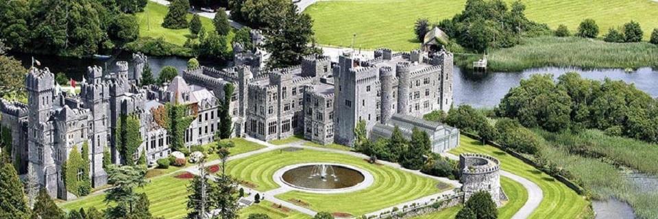 """Imagem ilustrativa para o post """"Conheça os 10 melhores hotéis em castelos do mundo"""""""