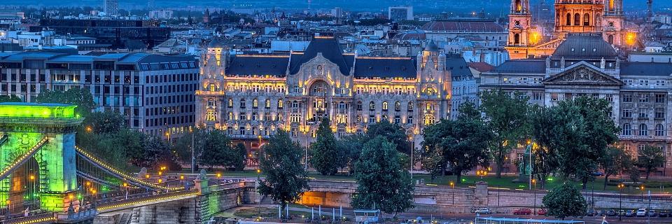 """Imagem ilustrativa para o post """"Budapeste, Viena e Praga em um Cruzeiro pelo Danúbio"""""""
