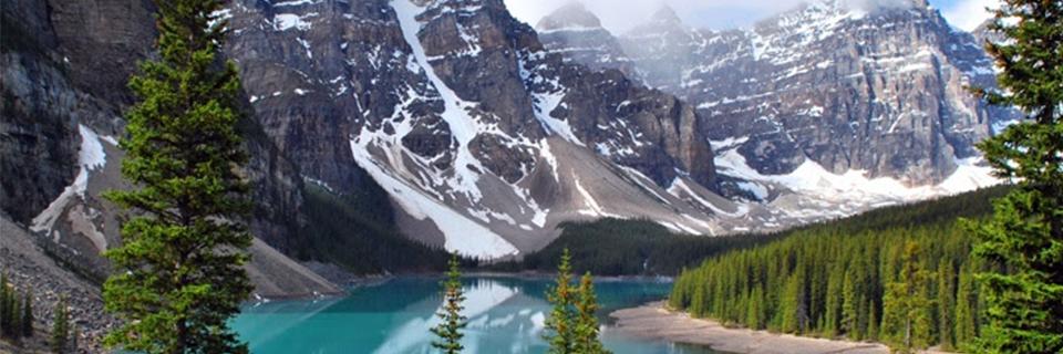 """Imagem ilustrativa para o post """"Canadá da costa leste a oeste"""""""