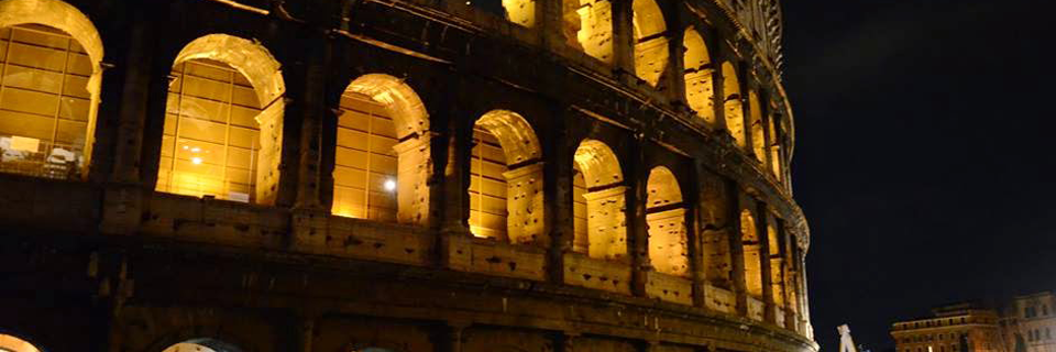 """Imagem ilustrativa para o post """" Coliseu é 2º sítio arqueológico mais visitado de 2015"""""""