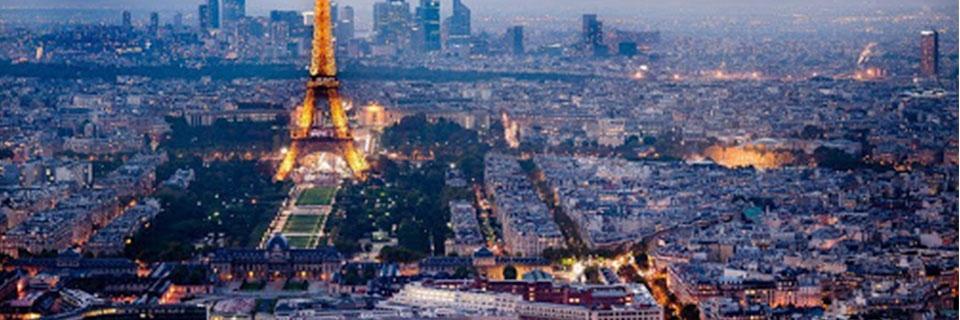 """Imagem ilustrativa para o post """"Paris"""""""